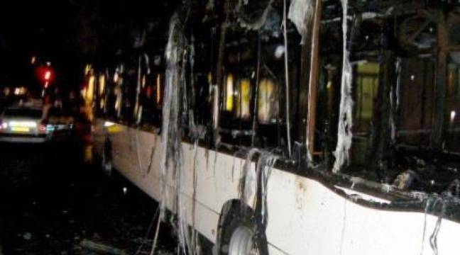 Bus incendié à Chalon-sur-Saône: deux «jeunes» en garde à vue