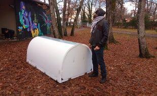 Une production en série de ces igloos est envisagée par le porteur de projet, un ingénieur Bordelais de 26 ans.