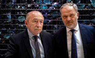 Gérard Collomb a annoncé ce jeudi son alliance avec le candidat LR François-Noël Buffet pour la stratégique présidence de la métropole.