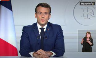 Mort de Valéry Giscard d'Estaing : Allocution hommage d'Emmanuel Macron