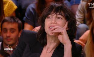 Charlotte Gainsbourg dans