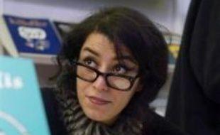 """""""Persépolis"""", dessin animé de Marjane Satrapi et Vincent Paronnaud adapté des bandes dessinées de la Franco-iranienne, concourra dans la catégorie du meilleur film d'animation face aux productions hollywoodiennes """"Ratatouille"""" et """"Les rois de la glisse""""."""
