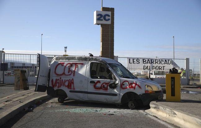 Marseille: Après les agents CGT du port, les remorqueurs se mettent en grève.... Quelles conséquences sur le trafic passager?