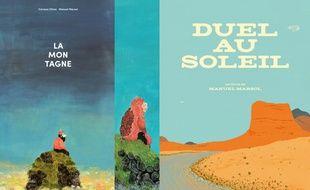 """""""La Montagne"""" a remporté le prix international de l'illustration de la Foire du Livre de Bologne."""