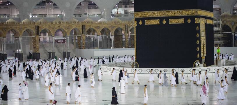 La Mecque, le 4 octobre 2020.