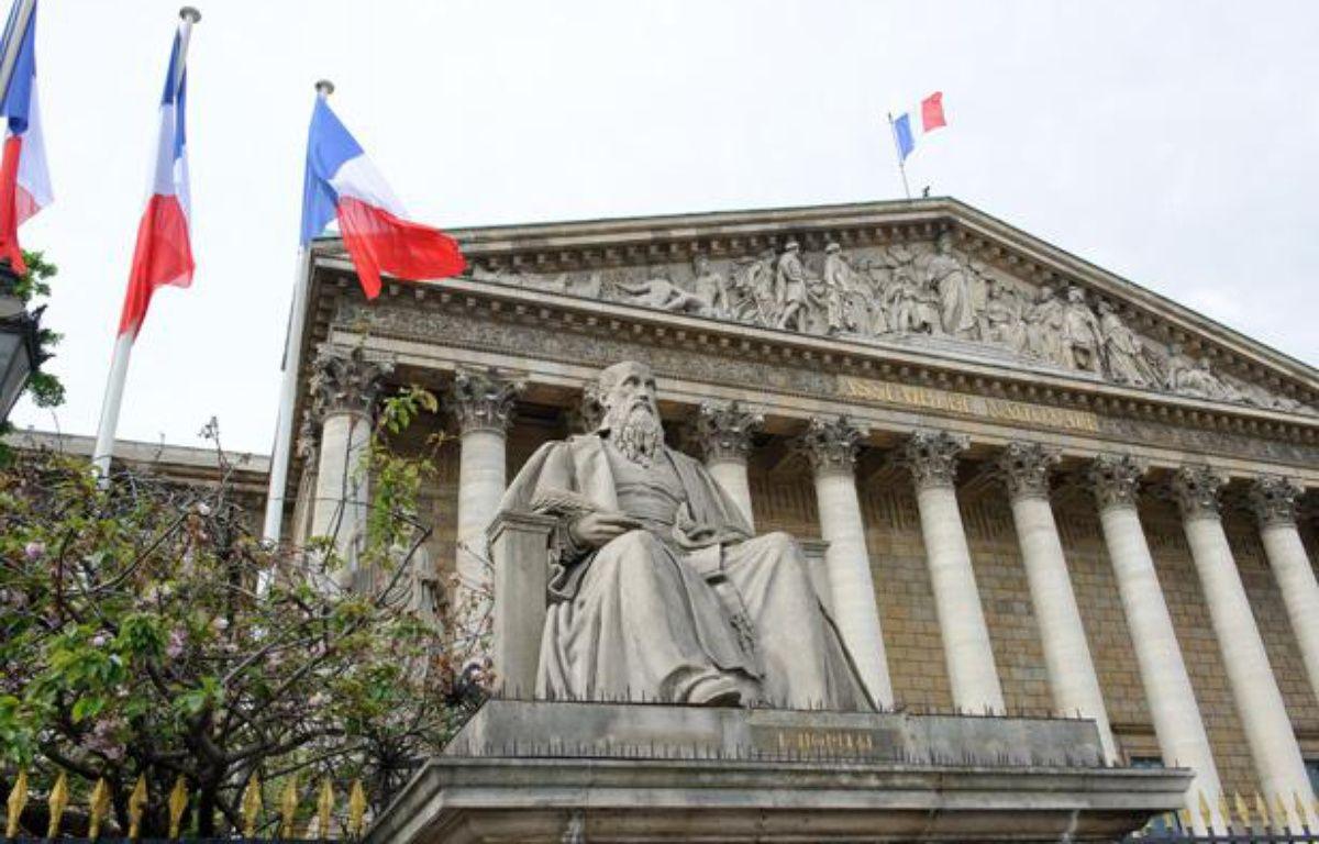 L'Assemblée nationale à Paris. – V. WARTNER / 20 MINUTES