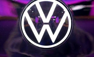 (Illustration) Le logo de Volkswagen.