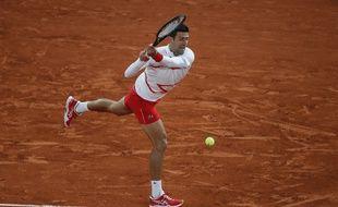 Novak Djokovic continue sa balade de santé à Roland-Garros.