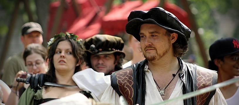 L'époque de la Renaissance inspire de nombreux  GNistes.