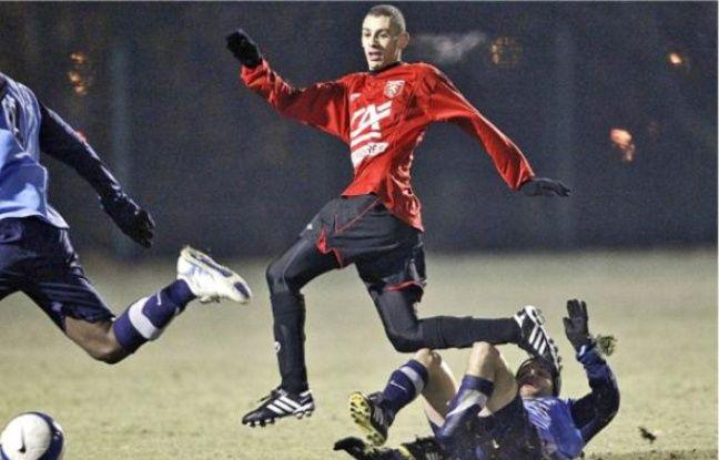 Selon Mustapha Hassaine, son entraîneur, Gressy Benzema «est très bon techniquement et adroit devant le but».