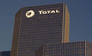 Le siège de Total à La Défense à Paris.