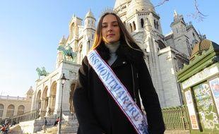 Mélanie Pawlik, 22 ans, Miss Montmartre 2017