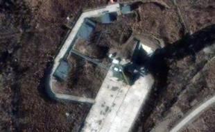 La Corée du Nord lance des travaux d'agrandissement de son site de Sohae (ouest) pour, à terme, pouvoir lancer des missiles stratégiques capables de frapper les Etats-Unis.