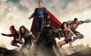 La «Justice League» au grand complet