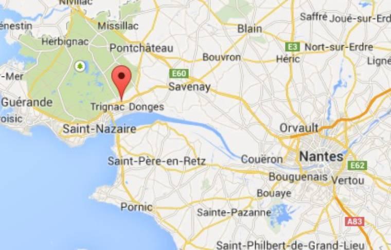Les faits se sont déroulés à Montoir-de-Bretagne