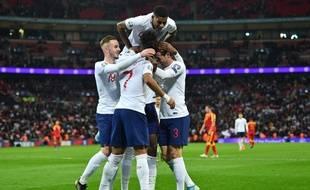 Les Three Lions ont fait le boulot et sont qualifiés pour l'Euro 2020.