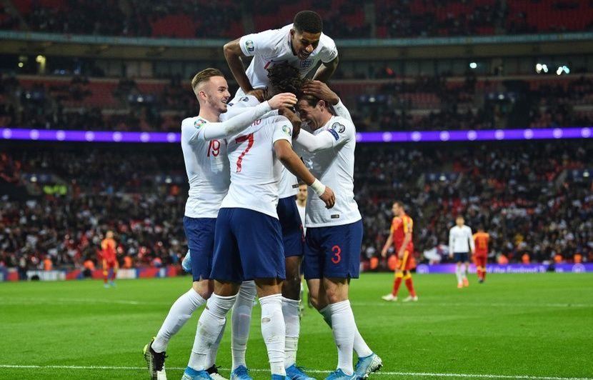 Qualifications Euro 2020 : Avalanche de buts, l'Angleterre qualifiée, le Portugal pas encore