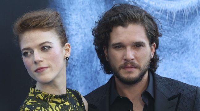 Jon Snow et Ygritte de «Game of Thrones» se sont mariés