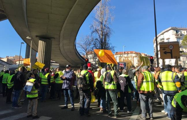 Rassemblement de «gilets jaunes» à Nice: «Un arrêté d'interdiction de manifester» va être pris