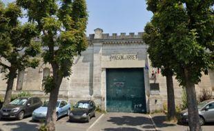La maison d'arrêt d'Angoulême