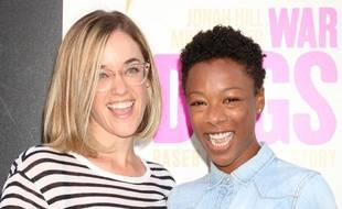 Lauren Morelli et Samira Wiley