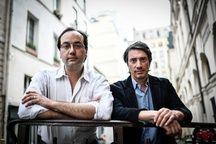 Jules et Gédéon Naudet, à Paris, en mai 2018.