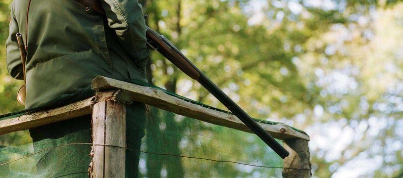 Un chasseur . (Photo illustration)