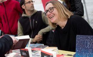Virginie Despentes a publié dix romans et plusieurs nouvelles et essais.