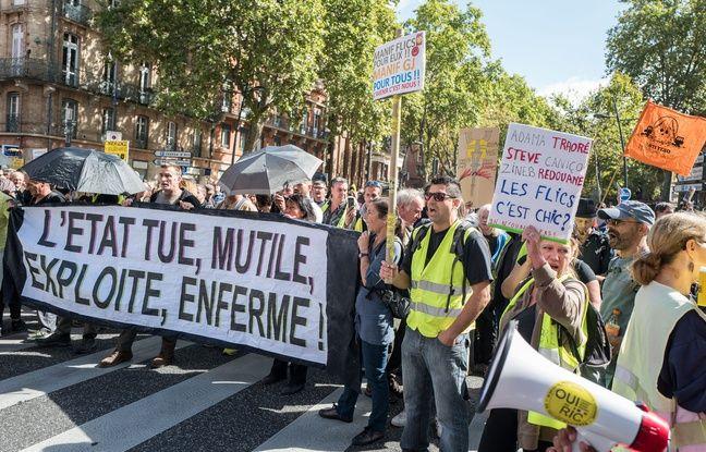 «Gilets jaunes»: Toulouse sera le centre national du mouvement samedi