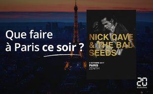 Nick Cave & the Bad Seeds seront en concert au Zénith les 3 et 4 octobre.