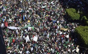 Une mobilisation au moins égale à la semaine dernière en Algérie.