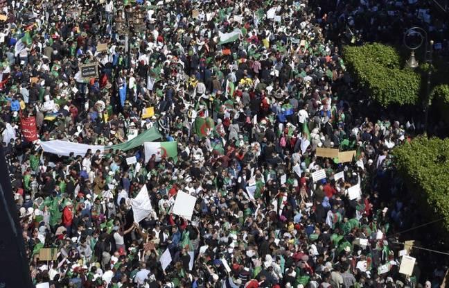 nouvel ordre mondial | Algérie: Un quatrième vendredi de contestation et une mobilisation anti-Bouteflika qui ne faiblit pas