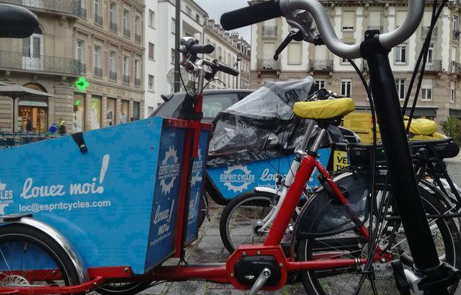 Strasbourg: La flotte des Velhop compte désormais 200 nouveaux vélos à assistance électrique
