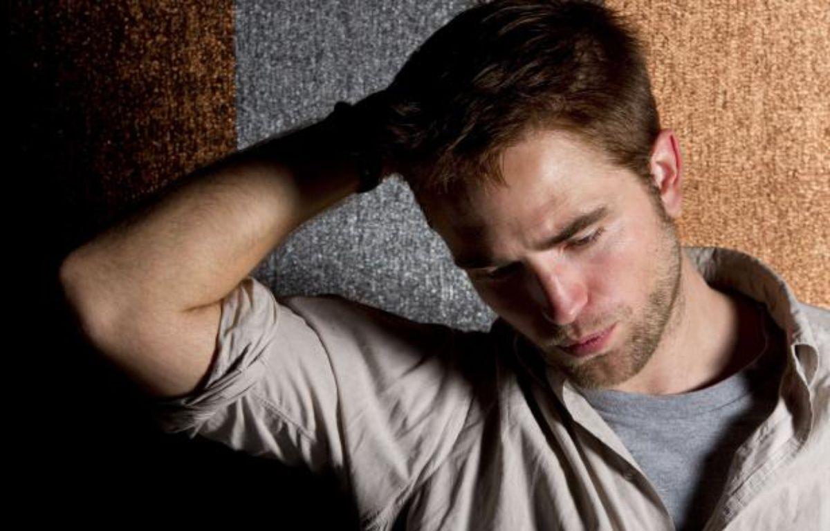 Robert Pattinson, le 26 mai 2012 à Cannes. – Joel Ryan/AP/SIPA