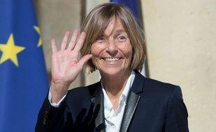 Marielle de Sarnez, ministre des Affaires européennes, le 31 mai 2017, à l'Elysée.