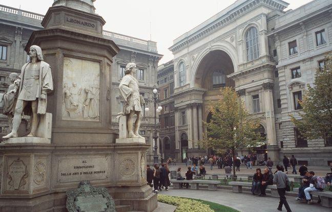 La Galleria Vittorio Emanuele II est un enchantement pour les amateurs du style baroque.