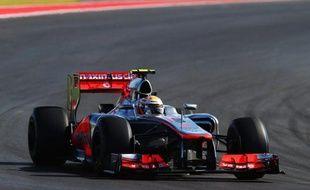 Le Britannique Lewis Hamilton (McLaren) a remporté le Grand Prix des Etats-Unis, 19e manche (sur 20) du Championnat du monde de Formule 1, dimanche sur le Circuit des Amériques, et Red Bull est assuré d'un nouveau titre de champion des constructeurs