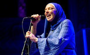 La chanteuse Shuhada' Davitt (Sinead O'Connor)