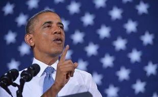 Le président Barack Obama a annoncé jeudi qu'il allait mobiliser de grandes entreprises américaines comme Apple, Ford et Walmart pour tenter de réduire le chômage de longue durée aux Etats-Unis.