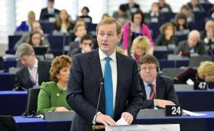 """L'Irlande a rempli """"toutes ses obligations"""" auprès de ses créanciers et est prête à sortir du plan d'aide accordé par le FMI et l'UE """"d'ici la fin de l'année"""", a déclaré mercredi son Premier ministre, Enda Kenny."""