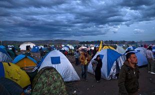 Les Français s'opposent à l'accueil des migrants qui fuient le Moyen-Orient, comme ici en Grèce.