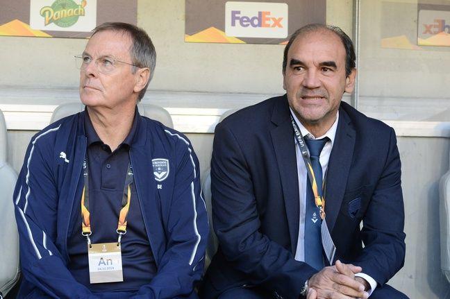Le duo Bedouet - Ricardo fonctionne à merveille pour le moment aux Girondins.