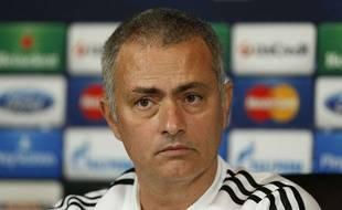 José Mourinho en conférence de presse, le 10 décembre 2013