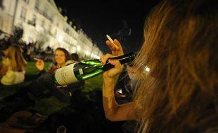 Illustration. le 29/09/2011 Prévention en alcoologie et en addictologie lors de soirées étudiantes