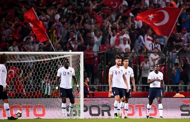 Eliminatoires de l'Euro EN DIRECT. Andorre-France, les Bleus vont-ils se venger?