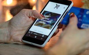 Les achats sur mobile sont en progression