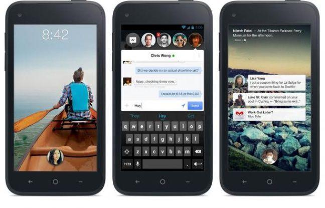 Facebook Home, qui s'invite au coeur d'Android, a été présenté le 4 avril 2013.