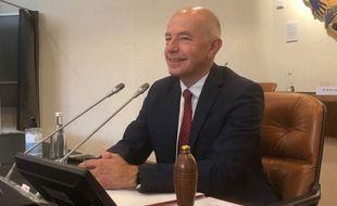 Michel Ménard (PS) nouveau président de Loire-Atlantique
