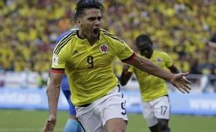 Radamel Falcao a enfin marqué avec la Colombie.