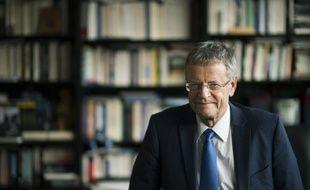 Le géopolitologue Pascal Boniface, le 20 mars 2015 à Paris.